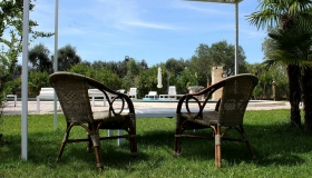 Esterno bed and breakfast Usciglio, Salento
