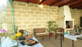 Interno bed and breakfast Usciglio, Salento